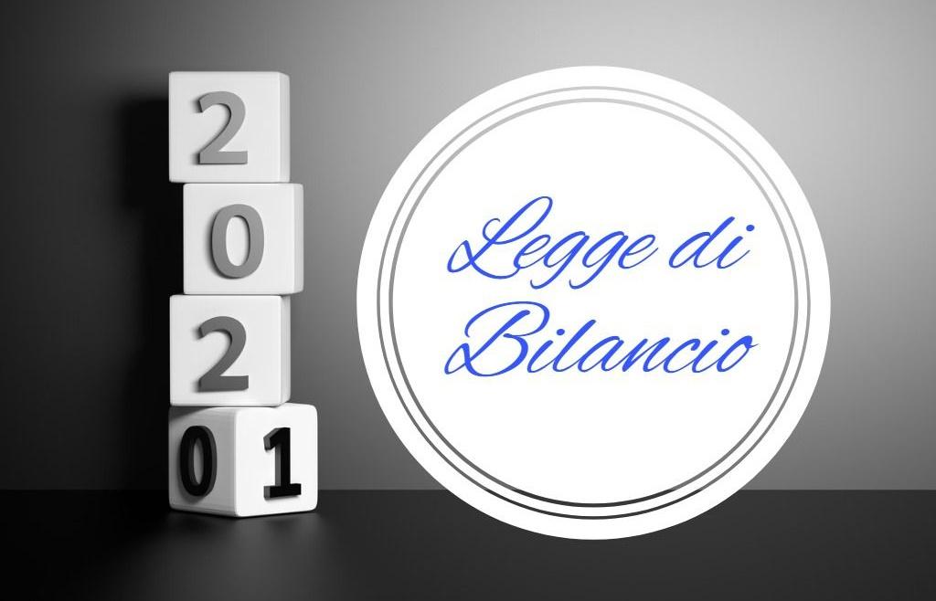 Approvata la Legge di bilancio per il 2021!
